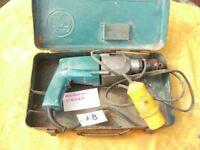 110v heavy duty hand drill