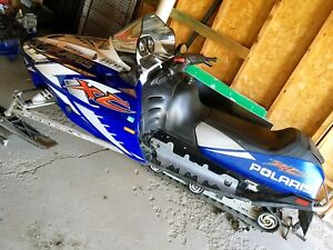 snowmobile in great condition for sale