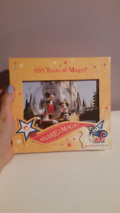 Collector Item Disney Photo Album (100 years of Magic edition)