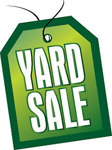 Yard Sale July 29