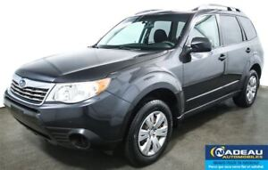 2010 Subaru Forester 2.5X Outdoor Pkg