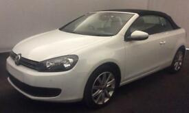 Volkswagen Golf FROM £62 PER WEEK!