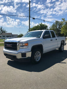 2014 GMC SIERRA 1500 QUAD CAB 4X4 !! BRAND NEW WHEELS & TIRES !!