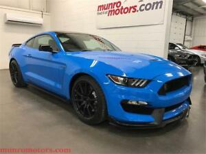 2017 Ford Mustang Shelby GT350 Coupe Technology Black Top