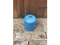 Butane camping gas full bottle