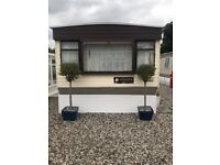 2 bed Mobile home to rent