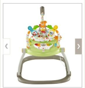 Sauteuse - exerciseur portatif Fisher price