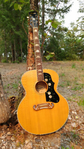 Mansfield Acoustic Guitar Model 698M