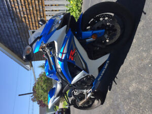 2009 GSXR 750 for sale NEW PRICE