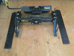 hijacker double pivot 5th wheel hitch