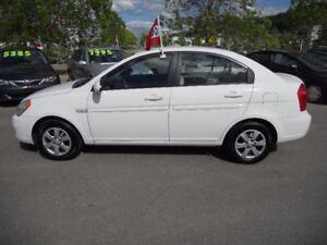 Hyundai Accent 4dr Sdn 2007