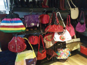 MOVING SALE - QUALITY  purses (hand, shoulder, cross body)