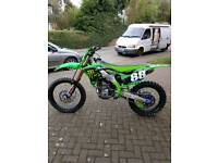 Motocross Kxf250 2013