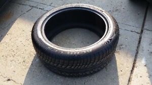 285/45R22 Tires **ALMOST BRAND NEW**   **SET OF 4 - $495**