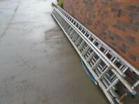 double large 3 storey rope ladder