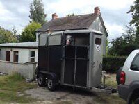 505 ifor Williams horsebox