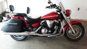 2007 Yamaha V Star 1300 Tourer  Low Kms
