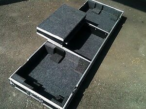 Odyssey DJ coffin / Road case
