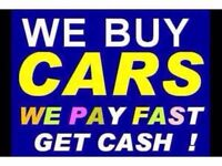 ♻️WANTED CARS VANS FOR CASH♻️