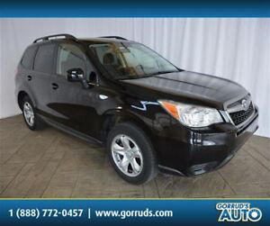 2014 Subaru Forester AWD/HEATED SEATS/ALLOY RIMS