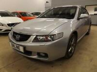 HONDA ACCORD EXECUTIVE VTEC, Silver, Manual, Petrol, 2005