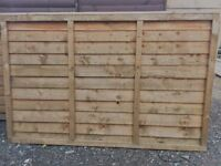 SPECIAL OFFER 6 X 6 FENCE PANEL