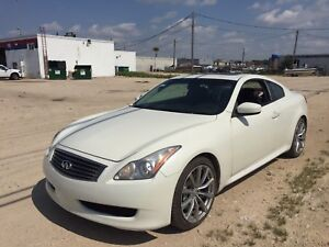 2008 Infiniti G37s, Clean Title, fresh Safety, 117000km