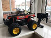 BARGAIN. VINTAGE TAMIYA RADIO CONTROLLED RC CAR