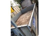 Ifor Williams tipper trailer 8x5