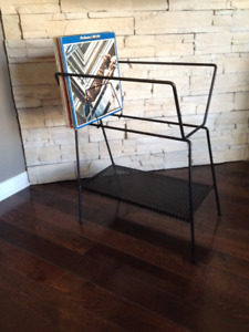 Rack /Support  a Disque ** Vintage ** Record / Stereo Rack