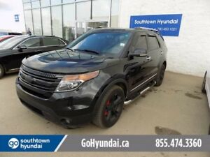 2013 Ford Explorer LEATHER, BACK UP CAMERA, BLACK OUT EDITION!
