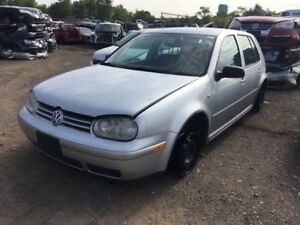 2003 VOLKSWAGEN GOLF TDI JUST IN FOR PARTS @ PIC N SAVE!