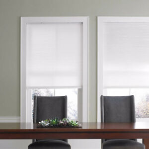White Window Shades / Blinds