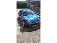 Smart Roadster 2004 with some mods