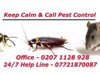 Pest Control Removal & Fumigation services - Bed Bugs|Cockroaches|Mice|Ants| All London Boroughs
