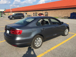 2014 Volkswagen Jetta Trendline+ Sedan, LOW MILEAGE, Great shape