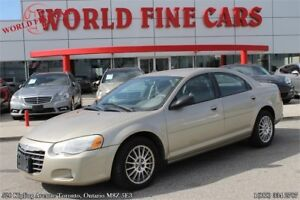 2005 Chrysler Sebring Sedan Touring