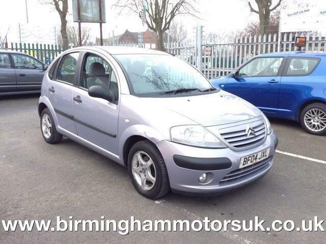 2004 04 reg citroen c3 1 1 desire 5dr hatchback purple muave low miles in stechford west. Black Bedroom Furniture Sets. Home Design Ideas
