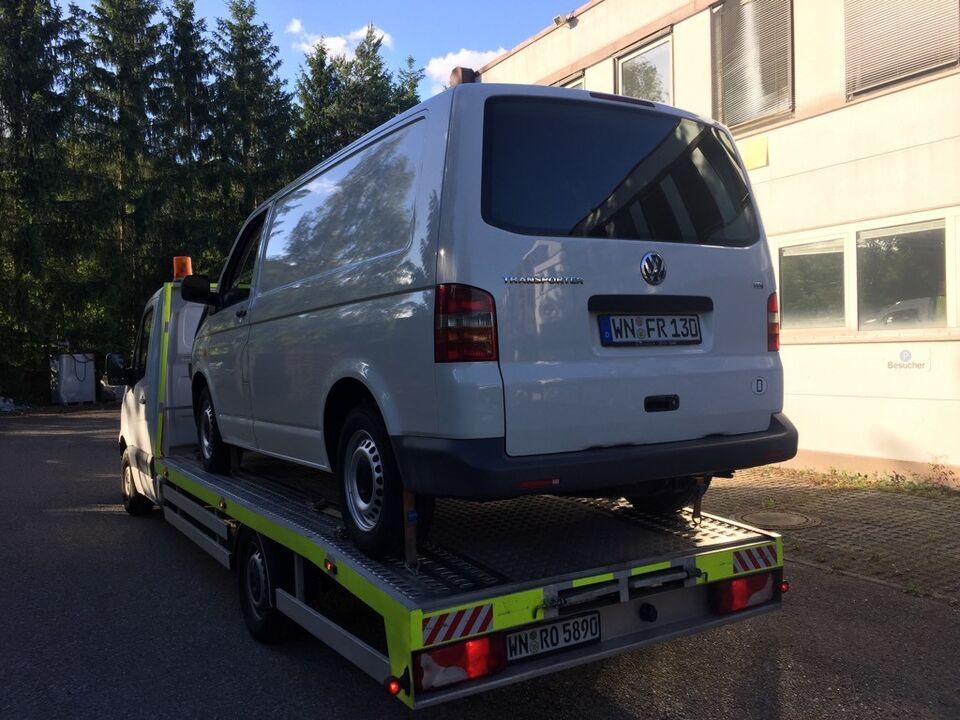 Abschleppservice Überführung KFZ Transport Autotransport in Baden-Württemberg - Korb