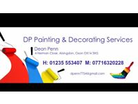 Dean Penn Painting & Decorating Services