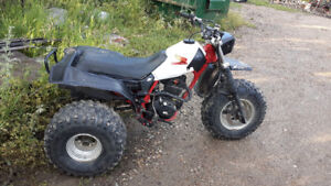 WILL PICK UP OLD UNWANTED MOTORCYCLE PARTS, CHASSIS OR WHEELS