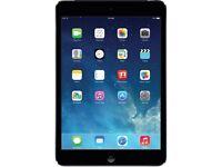 iPad Mini 16go wifi black + cover - Perfect Condition