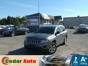 2011 Jeep Compass Sport - Local Trade - Low Kms