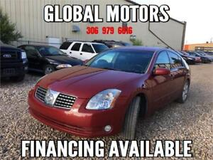 REDUCED --- 2006 NISSAN MAXIMA 3.5 SE - FINANCING AVAILABLE
