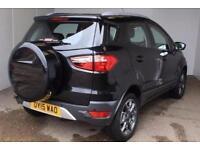2015 Ford EcoSport 1.5 TDCi Titanium 5 door [X Pack] Diesel Hatchback