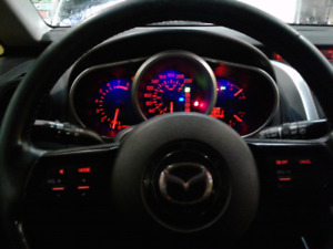 2007 mazda cx-7 2.3litre turbocharged (factory)GT AWD $5500