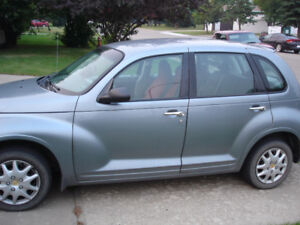 2009 Chrysler PT Cruiser SILVER Sedan