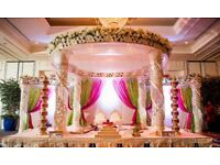 Indian, Hindu & Muslim Wedding Audio & PA specialists