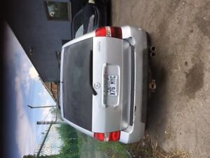 2002 Acura MDX SUV, 4X4  FOR  PARTS ONLY