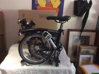 brompton bicycle for sale brand new still in box